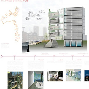 Goldberg and Reed's design selected as finalist in Living with Water International Competition